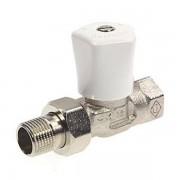 Heimeier Mikrotherm radiatorafsluiter 1 1/4 recht Kvs 8,90 m3 h 012205500
