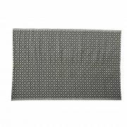 Maisons du Monde Tappeto bianco e nero da esterno in polipropilene 180x270 cm KAMARI