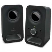 Logitech Z150 Multimedia Speakers Negros