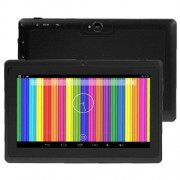 7.0 inch Android 4.4 Tablet PC 8GB CPU: A33 Quad Core 1.5GHz(Black)