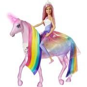 Barbie Dreamtopia Varázslatos egyszarvú és baba
