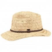 FASHIONDESIGN cappello traveller estivo per donna stampa foglie