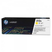 Тонер касета - HP 312A Yellow Original LaserJet Toner Cartridge - CF382A