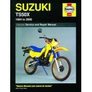 Haynes Suzuki TS50X (84 - 00) 1599