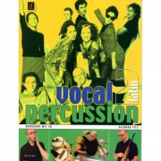 Universal Edition Vocal Percussion 2 mit CD Richard Filz
