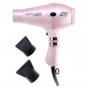 Parlux Secador compacto 3200 - Rosa