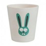 Pahar pentru clatire sau depozitare Bunny - Jack n Jill