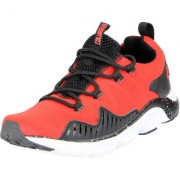 Columbus Men's ARMY 2 Red Black Sports Lifestyle Gym Running Shoes