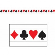 Geen Casino markeerlint kaartspel 6 meter