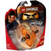 Lego The LEGO Ninjago Movie: Cole - Spinjitzu Master (70637)
