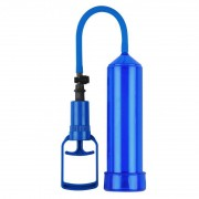 TOYZ4LOVERS Sviluppatore a pompa pump up push touch blue