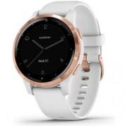 Garmin Vivoactive 4S Sports Watch (White/Rose Gold)