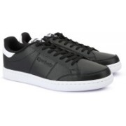 Reebok ROYAL SMASH Sneakers For Men(Black)