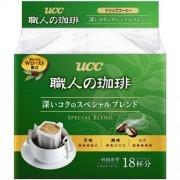 Craftsman of coffee UCC artesano de café goteo profunda riqueza de la mezcla especial 18P, 18 Count (Pack of 1)