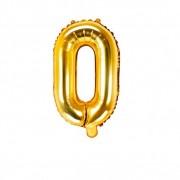 SkyLantern® Original Ballon Lettre O Or 35 cm