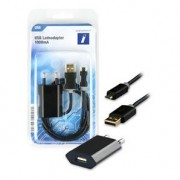 INNOVATION IT Chargeur USB + micro USB 1A 5V