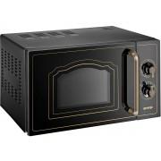 Cuptor cu microunde Gorenje Il Classico MO 4250 CLB, 700 W, 20 l, Grill, Negru