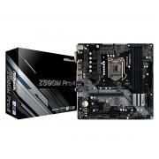 MB ASRock Z390M Pro4, LGA 1151v2, micro ATX, 2x DDR4, Intel Z390, S3 6x, VGA, DVI-D, HDMI, 36mj (90-MXB740-A0UAYZ)