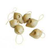 Obiect decor globuri de craciun Decopatch