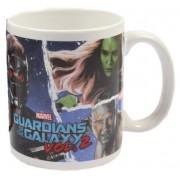 A galaxis őrzői porcelán bögre, Vol 2, 325 ml