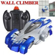 Remote Control Wall Climbing Climber Stunt Toy Car