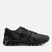 Asics Lifestyle Men's Gel-Quantum 360 4 Trainers - Dark Grey/Black - UK 11 - Grey
