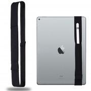 Para Apple Pencil / IPad De 9,7 Pulgadas General Alta Banda Elástica Banda Apple Lápiz Bolsa Protectora (negro)