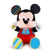 Clementoni Peluche Clementoni Baby Mickey Gioca e Impara