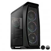 Cutie Semiunitate Micro ATX / Mini ITX / ATX Aerocool Aero One Eclipse RGB LED Ø 12 cm - Culoare Alb