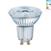 Osram - Star PAR16 50 (36°) LED Reflektorlampe, GU10 / 6.1 W, Warmweiß 2700K, 350 lm, dimmbar, klar