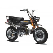 Moto DAX 50 SKYMAX PRO - SKYTEAM - Flat Bullet