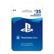 Sony PlayStation Live Cards Hang 35 Euro