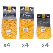 Glutiniente 4 maccheroni - 4 gnocchetti - 4 ditalini
