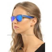 Kemik Güneş Gözlüğü - Mavi - Exess