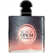 Yves Saint Laurent Perfumes femeninos Black Opium Floral Shock Eau de Parfum Légère Spray 90 ml