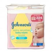 Johnson's Baby Toallitas Sensitive Johnson'S Baby 224 Uds 0m+