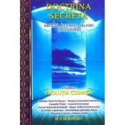 Doctrina secreta. Evolutia cosmica vol.1