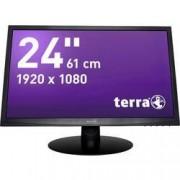Terra LED monitor Terra LED 2412W, 61 cm (24 palec),1920 x 1080 px 5 ms, TN LED DVI, VGA, Audio-Line-in