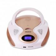 Radio Portabil cu CD, Mp3 Player, USB, SD Card GOLDYIP CD9236UC