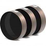 Polar Pro - Set 3 Filtre pentru Phantom 4 Pro/Adv, Cinema Series - Shutter Collection (ND8, ND16, ND32)