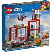 Lego City Fire: Fire Station (60215)