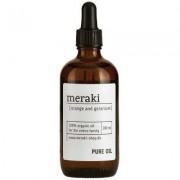 Pure Meraki Pure Oil kroppsolja 100ml, orange/geranium