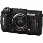 Olympus Tough TG-5 Black crni WiFi GPS 4K video 120p 12MP 25-100mm f2.0 Digitalni podvodni vodonepropusni fotoaparat V104190BE000 V104190BE000