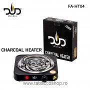 Arzator electric pentru carbunii de narghilea DUD Mini 1000W