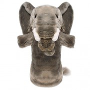 The Puppet Company Elephant Long Sleeved Glove Puppet
