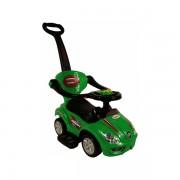 Masinuta de impins Arti 382 Mega Car Deluxe verde