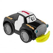 Chicco Turbo Touch Crash Derby Toy Vehicle, Black