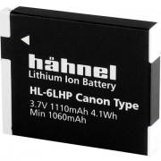 Batteria ricaricabile fotocamera Hähnel sostituisce la batteria originale NB-6L, NB-6LH
