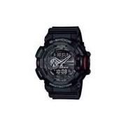 Relógio Casio G-Shock Anadigi Ga-400-1bdr Preto