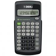 Calcolatrice scientifica Texas Instruments TI 30 Xa - 395561 Calcolatrice scientifica a 10 cifre di dimensioni 15,3 X 7,9 X 1,8 cm dal peso di 110 g di colore nero in confezione da 1 Pz.